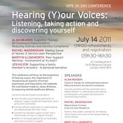 ISPS UK Conference Flyer