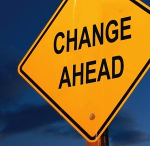 Change ahead image