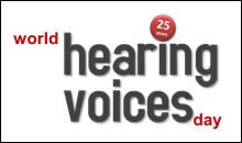 World Hearing Voices Day Logo