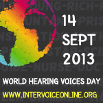 World Hearing Voices Day - 14 September
