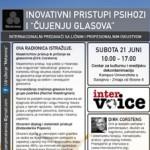 Intervoice visits the West Balkans (Bosnia and Herzegovina & Serbia)