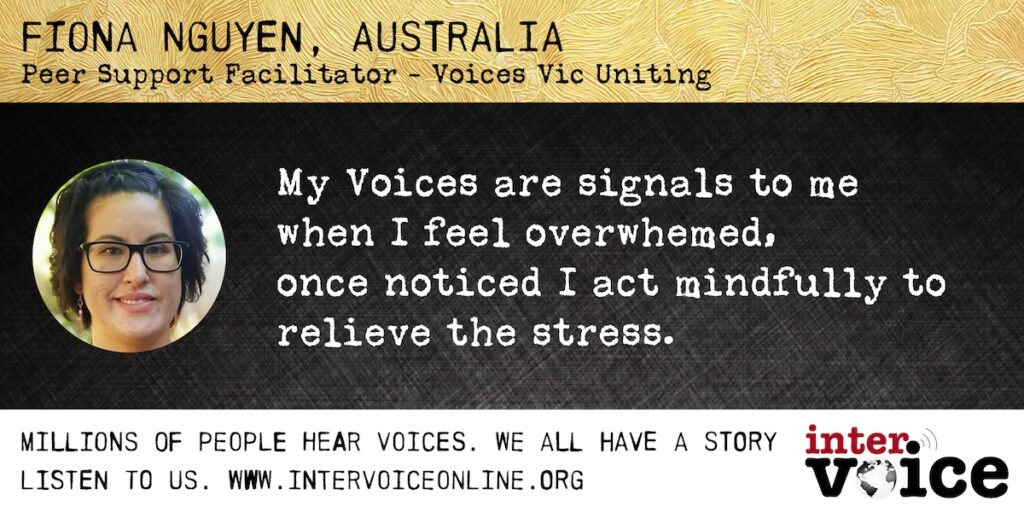 World Hearing Voices Day Postcard