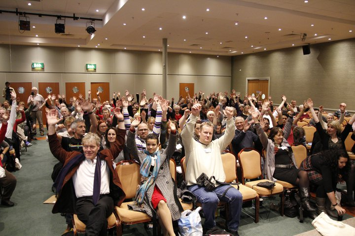 Hearing Voices Congress in Nottingham, England