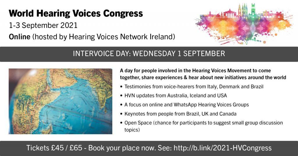 Intervoice Day Summary